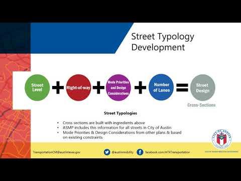 Sec. 1 & 2: Flexible Street Design & Cross Sections