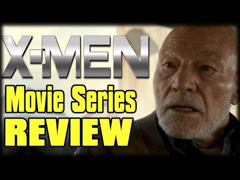X-men Movie Series Review Discussion
