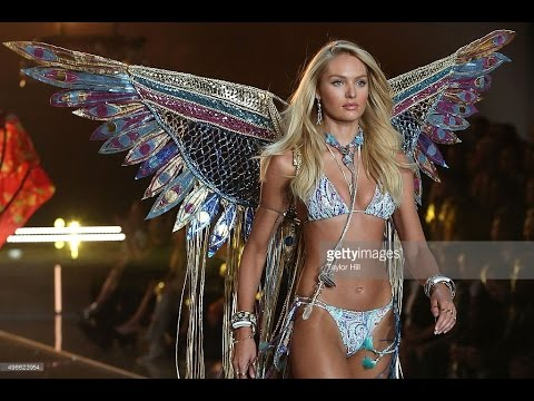 Victoria's Secret Fashion Show 2015 Full HD 720 ( Fashion for Life )