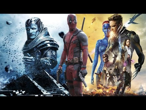 Top 30 Most Powerful X-Men Cinematic Universe (Apocalypse) Characters ᴴᴰ