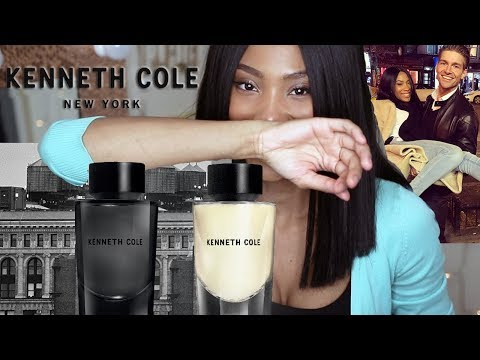 Kenneth Cole for Him and for Her (+ Jeremy Fragrance Meet and Greet in NYC?)
