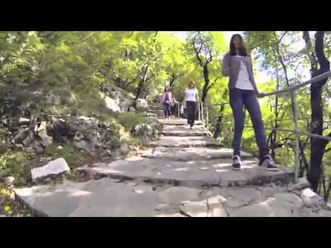 Visit Montenegro - Ostrog Monastery - Brought to you by Tour Advisor TV