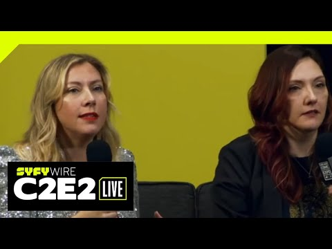 WATCH C2E2: Julie and Shawna Benson discuss Wu Assassins and Green Arrow