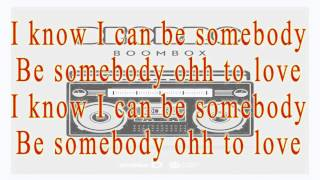 Deorro Ft Erin McCarley - I can be somebody (Lyrics)