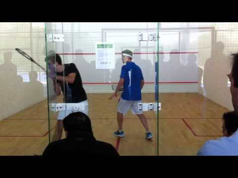 Squash Final Lisbon LRC PSA closed satellite 2015 4 Set part2