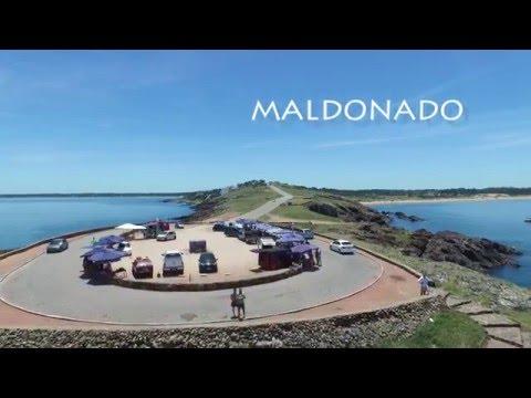 Punta Ballena Vista por Drone
