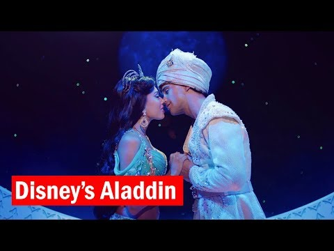 Disney's Aladdin | Behind the Scenes | Time Out London