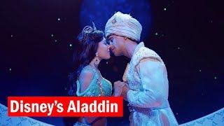 Disney's Aladdin | Dressing Room Confessions