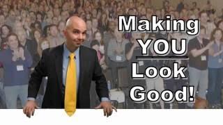 Fred Moore- Corporate Comedy & Magic