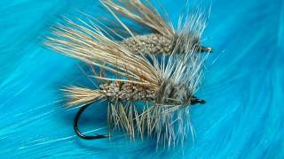 Tying the Stimulator (DryFly) with Davie McPhail.