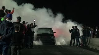 Burnouts for Blake. Over 14 minutes of Burnouts!