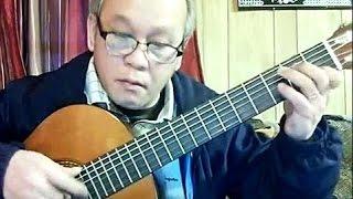Xuân Này Con Không Về (Trịnh Lâm Ngân) - Guitar Cover
