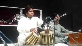 Stephen Ashiq  2010 All Pakistan Music Conferance winner