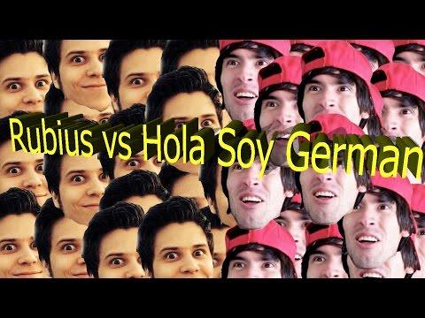 elrubius vs Hola soy german °-° Beyond Two Souls by Clan Maaginen