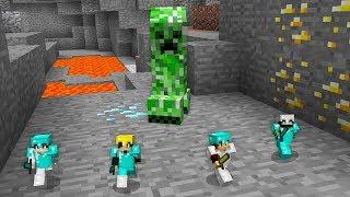 I made everyone ᵗᶦⁿʸ in Minecraft UHC...