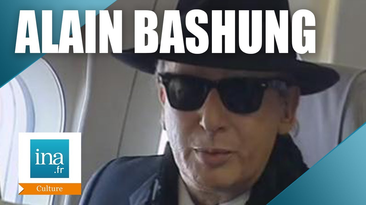 Alain Bashung Fantaisie Militaire Archive Ina Youtube