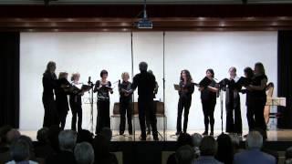 Entflieh mit mir - Robert Schumann * Vokalensemble Stimmen