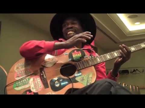 "The World: Brushy One String performs ""Walking Dream"" on YouTube"