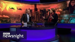 Could there be a World War Three? Have we learnt the lessons of history? BBC Newsnight