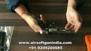 Python 357 magnum cigarette lighter revolver  in india