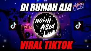 Gambar cover DJ Anti Corona - Dirumah Aja feat Gerald Atimang (ORIGINAL Remix Full Bass Terbaru 2020)