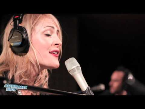 Metric  Breathing Underwater  at WFUV