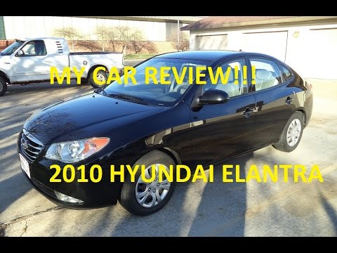 2010 Hyundai Elantra Review