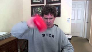 Joe M Reilly - Trick Birthday Candle, Water Cup Fail, & Baby Shushes Dad