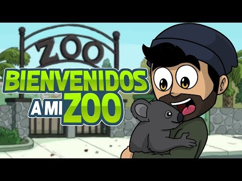 BIENVENIDOS A MI ZOO ⭐️ Zoo Tycoon | iTownGamePlay