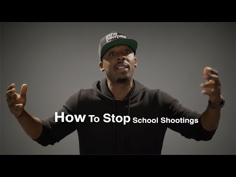 How To Stop School Shootings