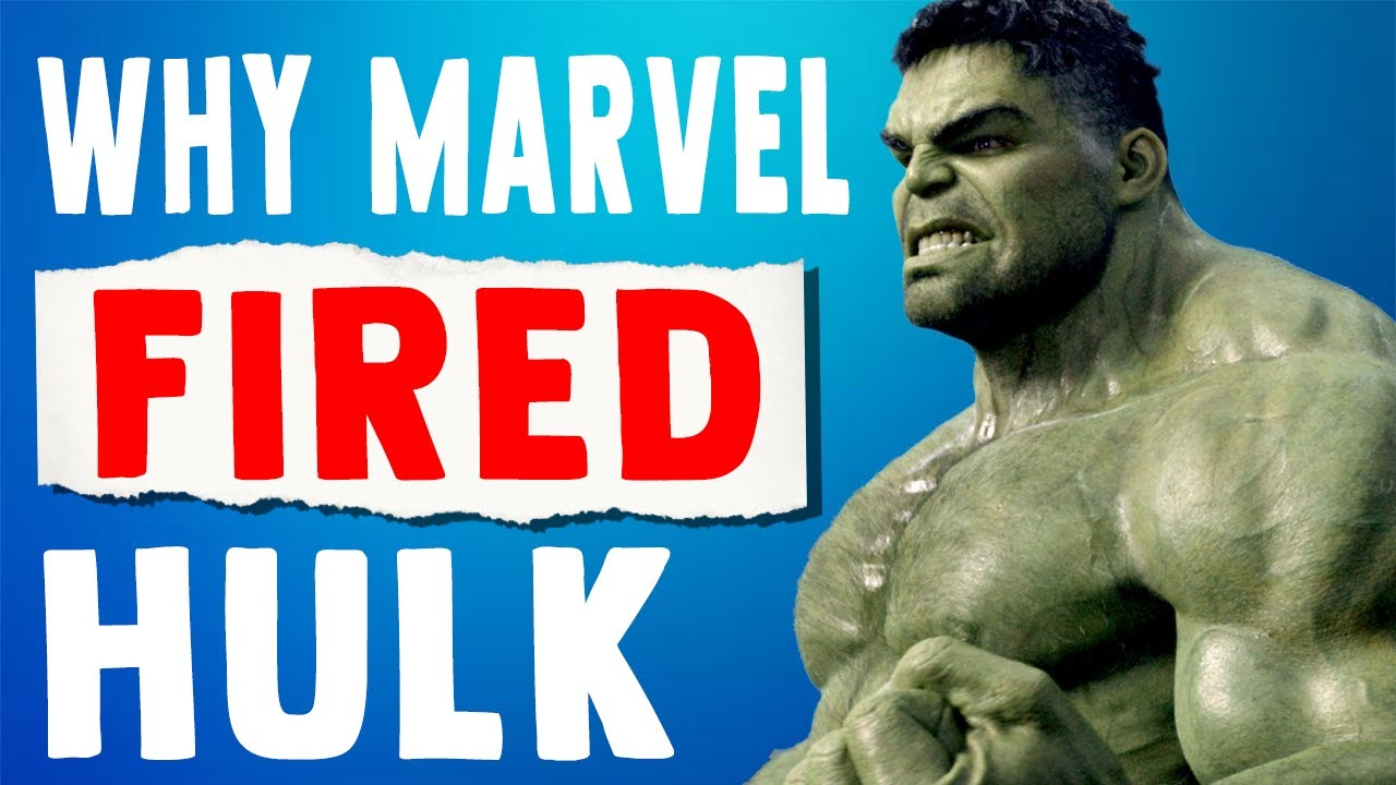 Download The WEIRD Reason Marvel Fired The Hulk