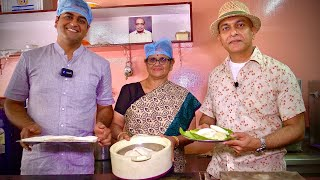 This Mother-Son Duo Sell Nearly 50000 Idlis Each Month | IYER IDLY, Serving Idlis Only For 19 Years! screenshot 3
