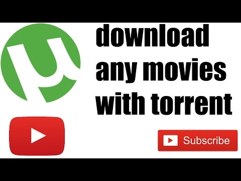 Download Any Movies With Torrent
