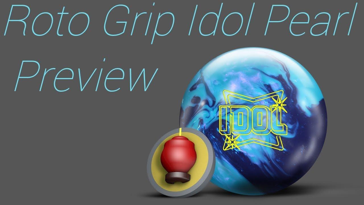 Roto-Grip Idol Pearl Bowling Ball