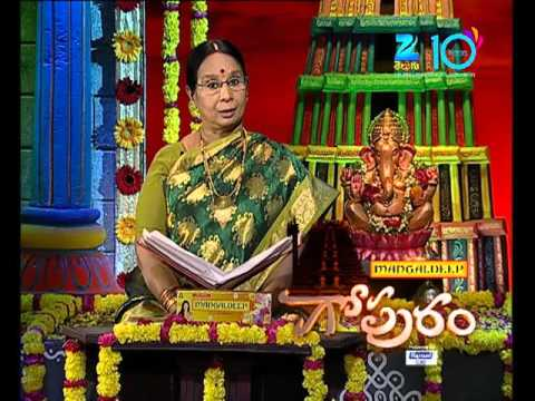 Gopuram - Episode 1539 - March 16, 2016 - Best Scene