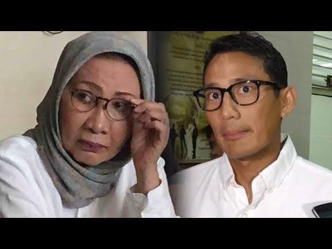 """Sandiaga Uno Kuak Ratna Sarumpaet Temui Kwik Kian Gie Bahas """"Dana Kerajaan"""", Dokumen hingga 1 Meter"""