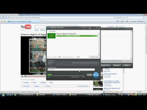 Comment télécharger une chanson sur youtube ou dailymotion et la convertir en mp3