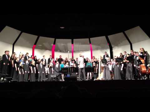 Vale Decem live (high school choir)