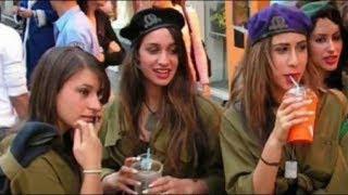 İsrail Ordusu Etik Olmayan Şeyler Yapıyor. Ordu Kadınları Ne İçin Kullanıyor...!!
