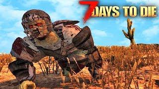 7 days to die - ВЫЖИВАНИЕ В ОДИНОЧКУ!!!!!!!!!!!!