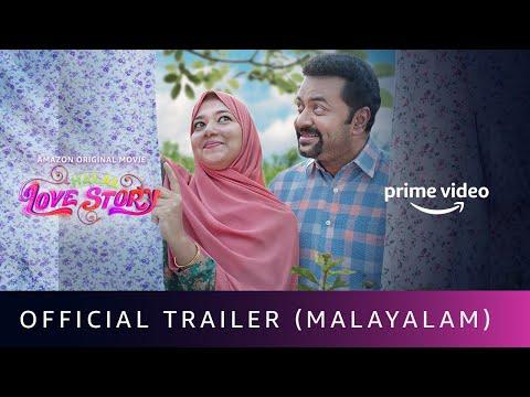 Halal Love Story - Official Trailer| Indrajith Sukumaran, Joju George |Amazon Original Movie |Oct 15