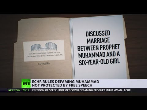 ECHR rules defaming Muhammad not protected by free speech