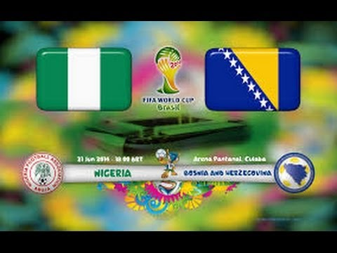 Bosnia V Nigeria Extended Highlights HQ