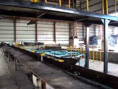 Bar Bundle Bending Machine