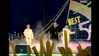 Solid - Holding the End of This Night, 솔리드 - 이 밤의 끝을 잡고, MBC Top Music 19950728