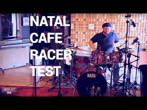 Natal Cafe Racer + Turkish | play Grzegorz Sycz in Audio Planet Studio - DrumStore.pl
