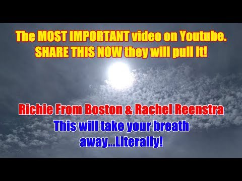 The MOST IMPORTANT video on youtube - SHARE THIS NOW! thumbnail
