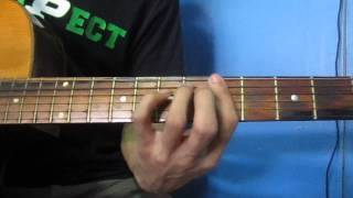 Sweet alalalalong Guitar cover with chords