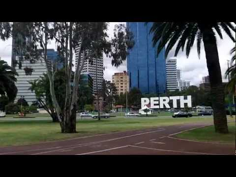 Perth Downtown