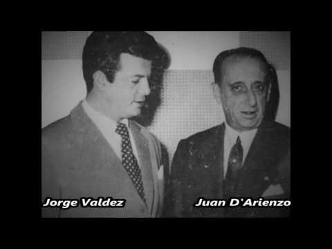Juan D'Arienzo - Jorge Valdez / 2 - Selección de tangos